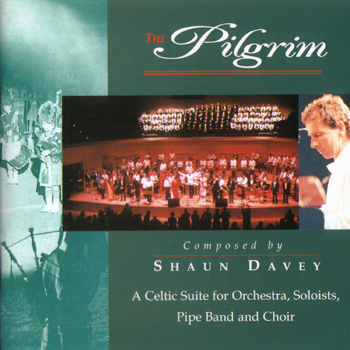 The Pilgrim CD Artwork